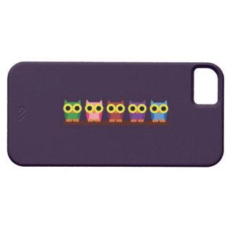 EL BUHO BOO - Búho iPhone 5 Carcasas