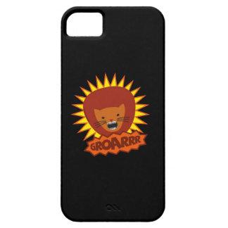 EL BUHO BOO - León iPhone 5 Funda