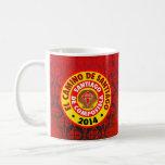 El Camino De Santiago 2014 Coffee Mug