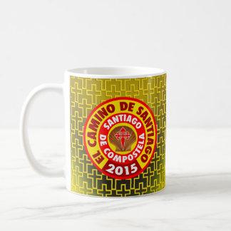 El Camino De Santiago 2015 Coffee Mug