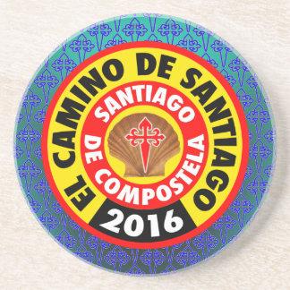 El Camino de Santiago 2016 Coaster