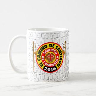 El Camino De Santiago 2016 Coffee Mug