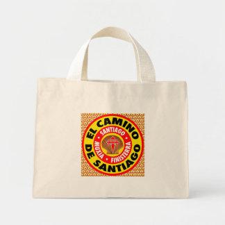 El Camino De Santiago Mini Tote Bag