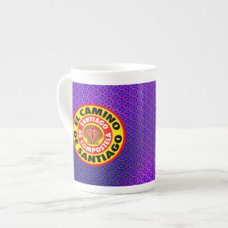 El Camino De Santiago Tea Cup