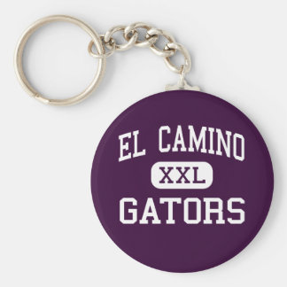 El Camino - Gators - High - Whittier California Key Ring