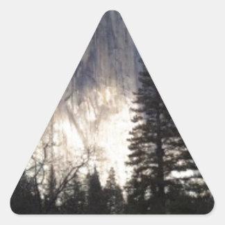 El Cap Sticker