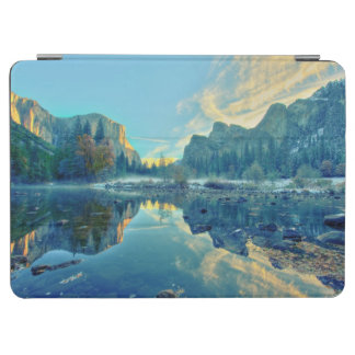 El Capitan and Three Brothers Reflection iPad Air Cover