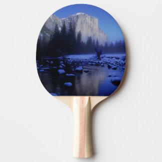 El Capitan Mountain, Yosemite National Park, Ping Pong Paddle