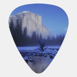El Capitan Mountain, Yosemite National Park, Plectrum