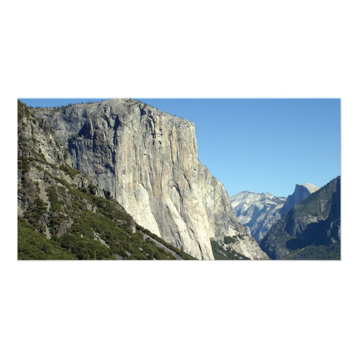 El Capitan Personalized Photo Card