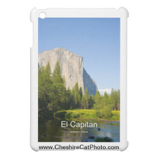 El Capitan (summer) Yosemite California Products iPad Mini Cover