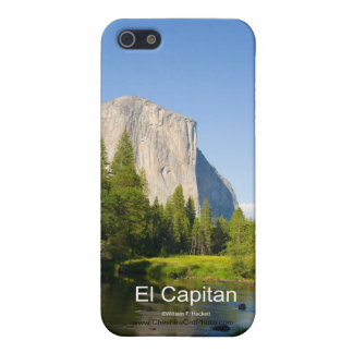 El Capitan (summer) Yosemite California Products iPhone 5/5S Cases