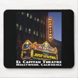 El Capitan Theatre, Hollywood Mousepad