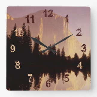 El Capitan Wall Clocks