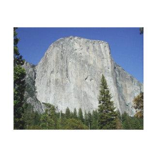 El Capitan Yosemite California Gallery Wrap Canvas