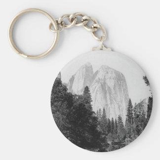 El Capitan Yosemite National Park 1866 Keychain