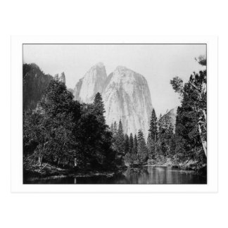 El Capitan ~ Yosemite National Park 1866 Postcard