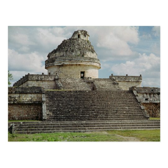 El Caracol Postcard