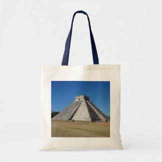 El Castillo – Chichen Itza, Mexico #4 Tote Bag