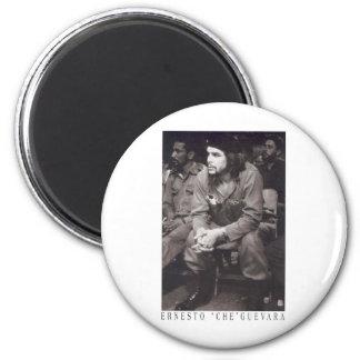 El Che Guevara 6 Cm Round Magnet