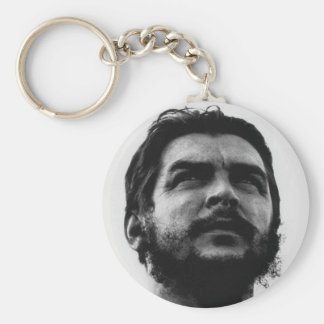El che looking at the sky basic round button key ring