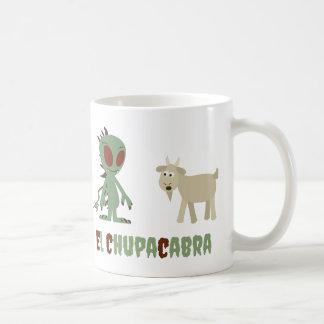El Chupacabra Coffee Mug