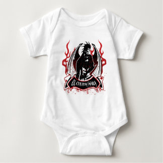 El Chupacabra - The Goat Sucker Baby Bodysuit