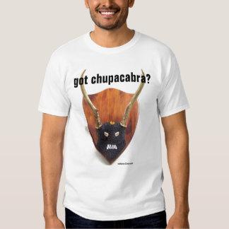 El Diablo Got Chupacabra Tshirt