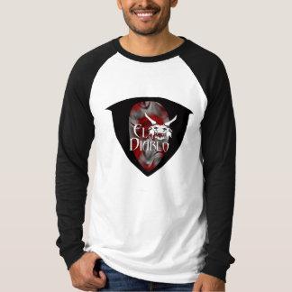 El Diablo Raglan Shirts