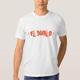 """EL DIABLO"" / ""THE DEVIL"" SHIRTS"
