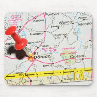 El Dorado, Arkansas Mouse Mat