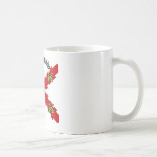El Dorado Plain Font Basic White Mug