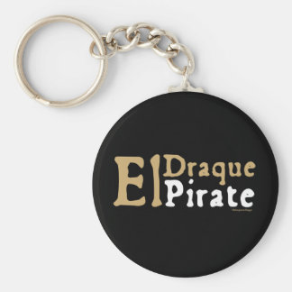 El Draque: Pirate Key Ring