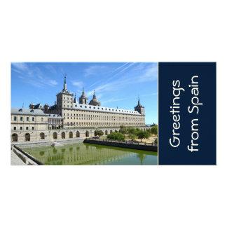 El Escorial Spain Photo Cards