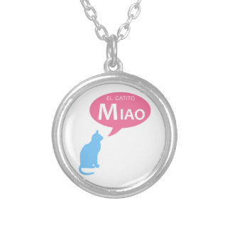 EL Gatito Miao Custom Necklace