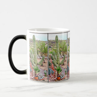 """El Gordo"" Giant Saguaro Morphing Mug"