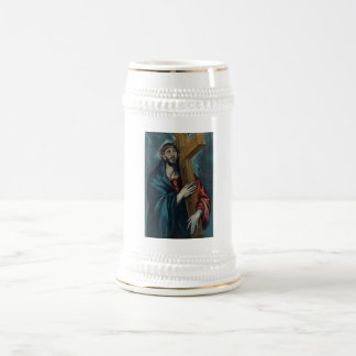 El Greco - Christ Carrying the Cross Mugs