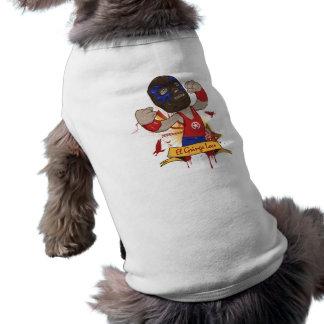 El Gringo Loco Sleeveless Dog Shirt