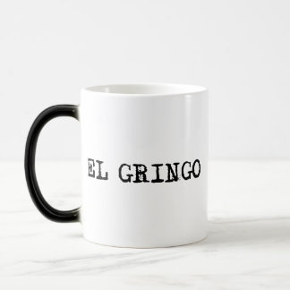 El Gringo Morphing Mug