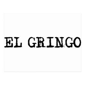 El Gringo Postcard