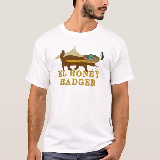 El Honey Badger T-Shirt