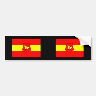 El Jadida, Morocco Car Bumper Sticker