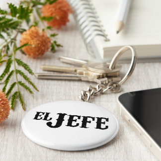 El Jefe Translation The Boss Key Ring