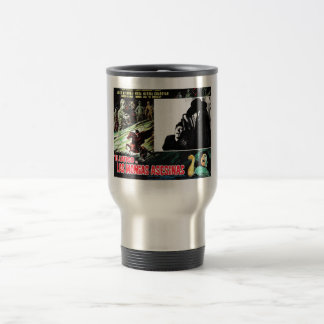 El Latigo Contras Las Momias Asesinas Coffee Mug
