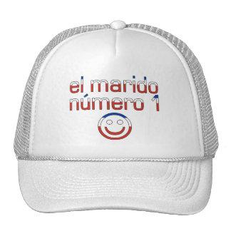 El Marido Número 1 - Number 1 Husband in Chilean Hat