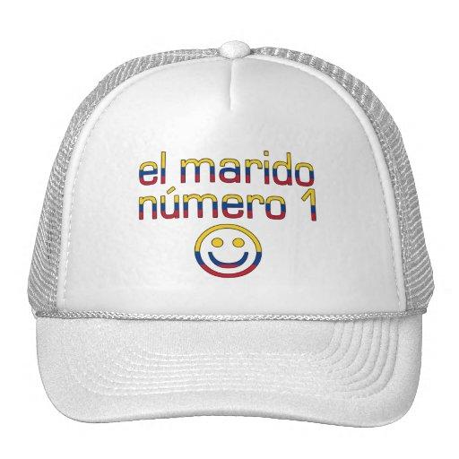 El Marido Número 1 - Number 1 Husband in Colombian Hats
