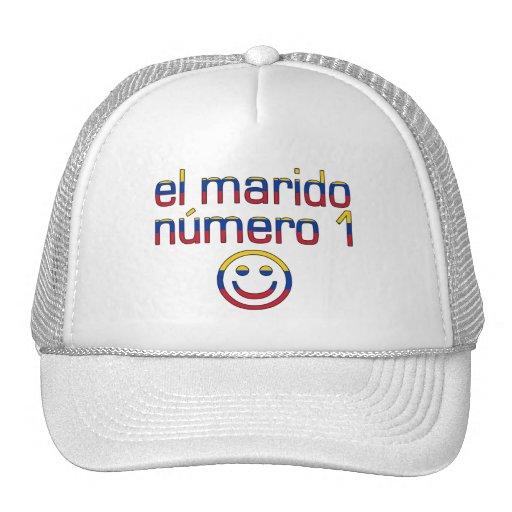 El Marido Número 1 - Number 1 Husband in Venezuela Trucker Hat