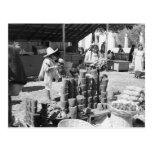 El Mercado, San Cristobal de Las Casas Postcard
