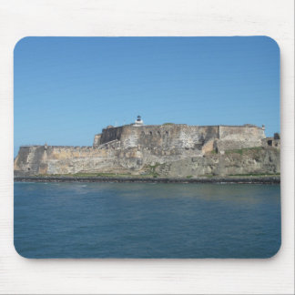 El Moro Fort Mouse Pad