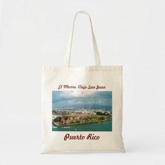 El Morro, Puerto Rico Bag